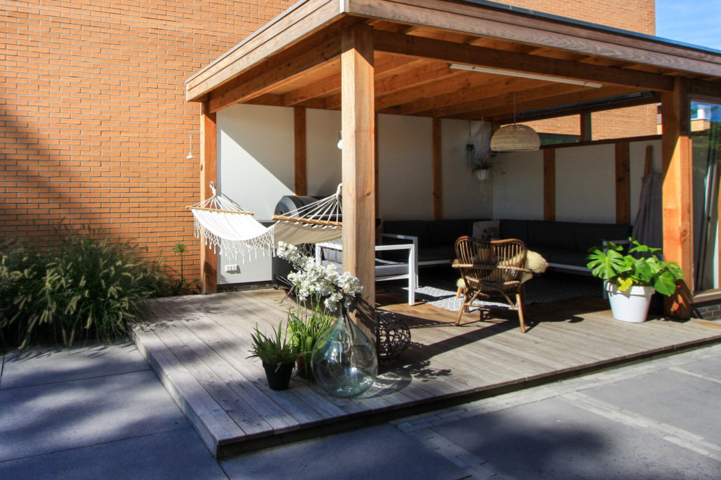 Overkapping In Tuin : Overkapping tuin u e terrasoverkappingen u e overkappingen hout